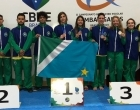 MS volta do Combat Games com títulos e atletas classificados ao Mundial