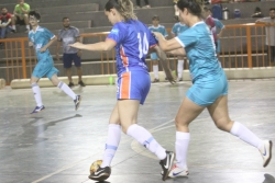 Sesau X Semed do Futsal dos Jogos do Servidor Público Municipal