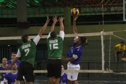 Semed X Funesp do Voleibol dos Jogos do Servidor Público Municipal